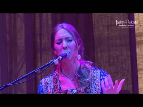 Gulon Mein Rang Bhare | Tanya Wells | Seven Eyes Band | Jashn-e-Rekhta 4th Edition 2017