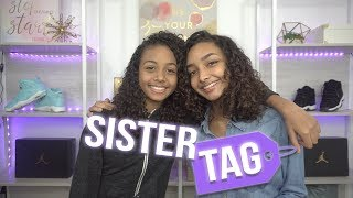 Sister Tag (Must See - hilarious) | LexiVee03