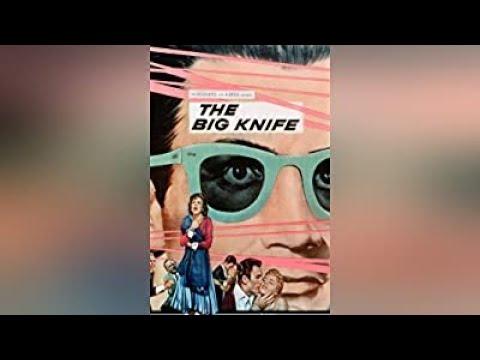 The Big Knife (1955) Jack Palance, Ida Lupino - Crime, Film-Noir