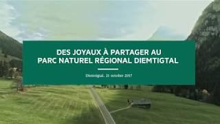 Des joyaux à partager au Parc naturel régional Diemtigtal