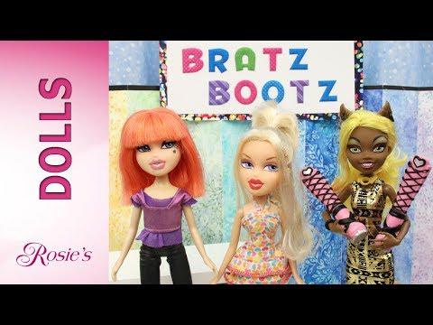 Bratz Bootz Bootique -  Finora, Emy, Clawdia