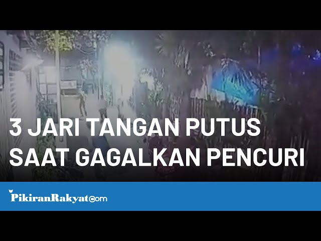 Gagalkan Curanmor, Satpam di Jakarta Selatan Kehilangan 3 Jari Tangan Akibat Bacokan
