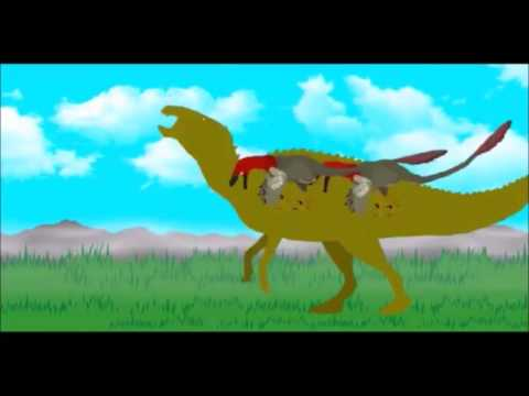Tribute to Parasaurolophus 67  (spinobro14 for the idea)