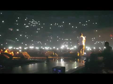 Booba - Drapeau noir + E.L.E.P.H.A.N.T (Live Concert U Arena 13 Octobre 2018)
