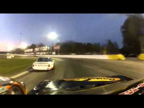 Late Model On-Board @ Lake County Speedway
