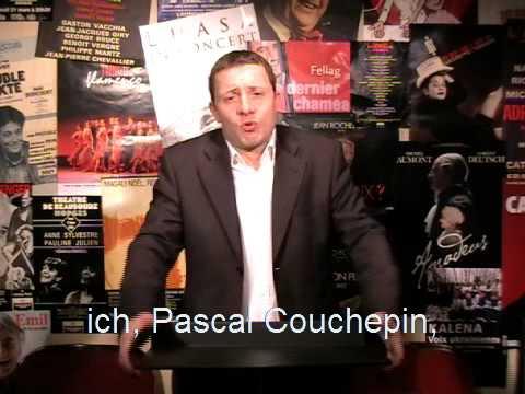 Yann Lambiel: Pascal Couchepin