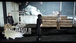 Final Fantasy XV (Mind The Trap) Track Down The Hunter