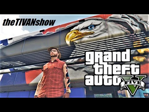 GTA 5 JULY 4TH 2017 LIVE EVENT with TIVAN / OPEN LOBBY #TEAMLIVE