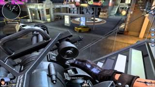 Assault Fire - Modo Mutante con Minigun HD