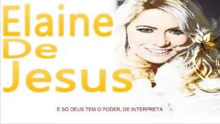 Quem chora pra Deus - Elaine de Jesus ( LEGENDADO )