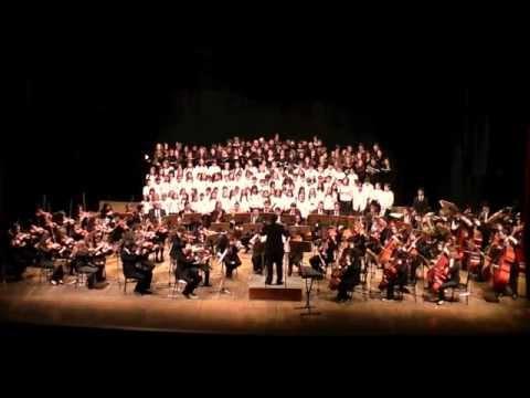Orchestra Conservatorio di Fermo - Va pensiero (G.Verdi) a.a 2013