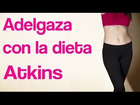 Ejemplo dieta atkins menu