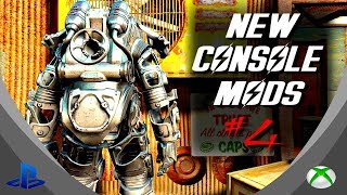 Fallout 4: ►5 BRAND NEW CONSOLE MODS◀ #4 (PS4/XB1/PC)