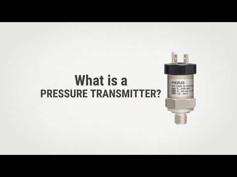 What Is A Pressure Transmitter ?