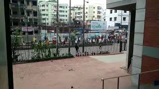 UAP University Attack!!!! Student Protests   We Want Justice   নিরাপদ সড়ক চাই  