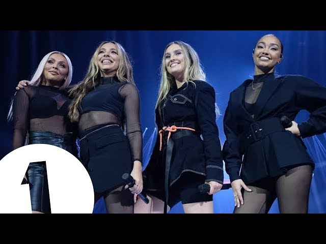 Little Mix - Only You (Radio 1's Teen Awards 2018)   FLASHING IMAGES