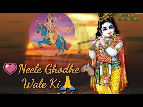 Mera ji Karta hai Shyam Ke bhajno me kho jau best krishna love status song