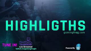 Highlights Day 1 - Gaming Frog Weekday Invitational FIFA 19 Cup