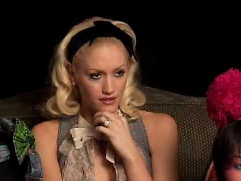 Gwen Stefani Interview,2004