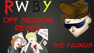 RWBY In Depth Look: The Faunus