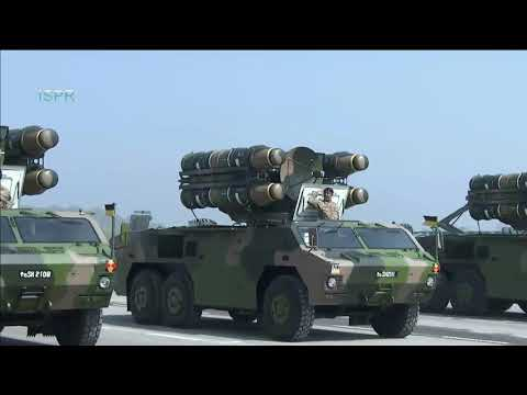 Pakistan Mighty Military Parade 23rd March 2018