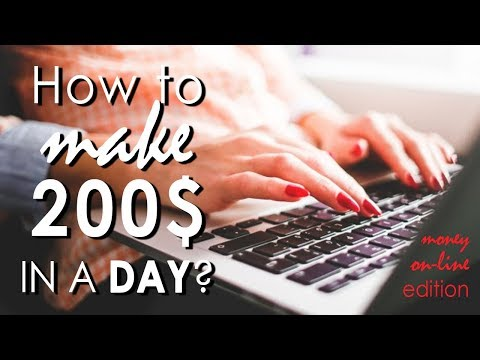 Make $200 a day (online) from anywhere in the world || Utest