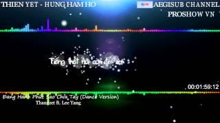Aegisub Karaoke Effects [Tổng Hợp 65 FX] - Đang hạnh phúc Sao chia tay dance version