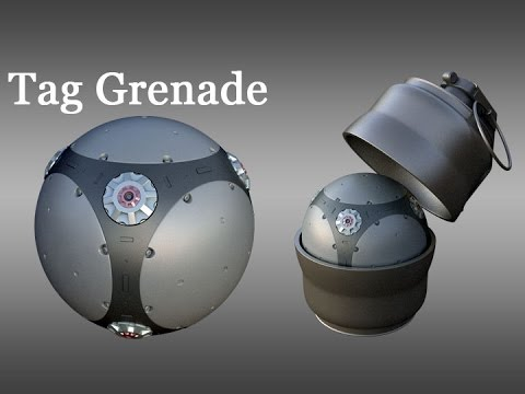 Request - Tag Grenade - Part 1