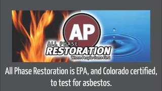 Asbestos Testing Northern Colorado | 970.235.2696