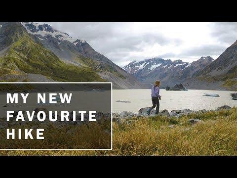 My Favorite New Zealand Hike - Hooker Valley in Mt Cook