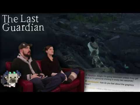 The Last Guardian AWESOME!
