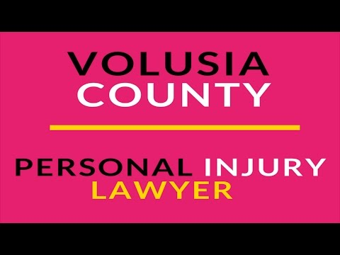 Slip and fall Attorney in Volusia County FL | http://Florida-PersonalInjuryLawyers.com/