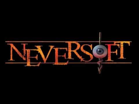 baac55fa67b Neversoft Logo - Guitar Hero Van Halen - YouTube