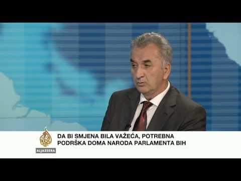 Mirko Šarović o smjeni u Vijeću ministara