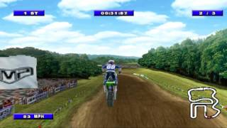 Championship Motocross 2001 featuring Ricky Carmichael - PlayStation Amateur Championship 02 Perris