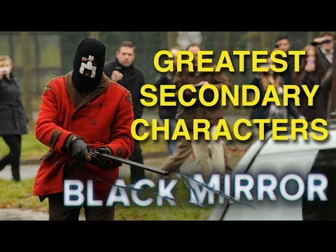 Download Youtube: Greatest Secondary Characters In Black Mirror || BLACK MIRROR