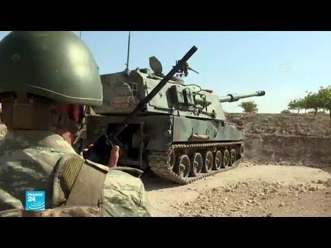 مساع دبلوماسية لوقف الحرب التركية-الكردية في الشمال السوري  - نشر قبل 2 ساعة
