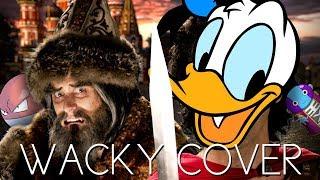 [WACKY COVER] Alexander the Great vs Ivan the Terrible - Epic Rap Battles of History Season 5