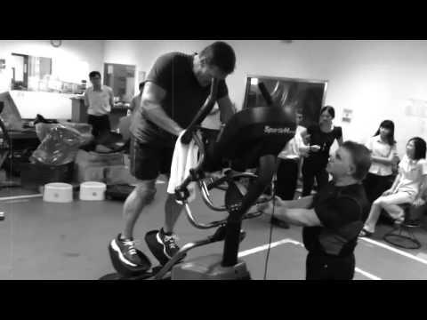 SportsArt Pinnacle Trainer Vs ARC - Fitness Direct