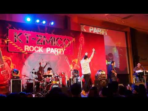Aof Live at KT ZMICO Rock Party