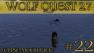 Swept Away by the River || Wolf Quest 2.7 - Episode #22