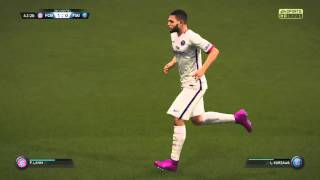 FIFA 16 ONLINE MATCH - Bayern Munich vs Paris