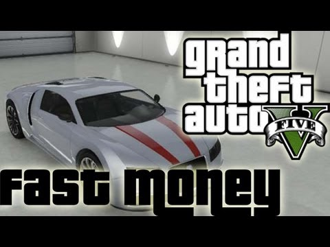 ★ GTA 5 - Fastest Money In The Game! 100k Every Minute!