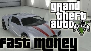 DROPPING MONEY WHILE THEY'RE STUCK! (GTA 5 Funny Trolling)
