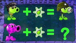 All Zombie Plants Siver Ace vs 9999 Gargantuar Hack Plants vs Zombies