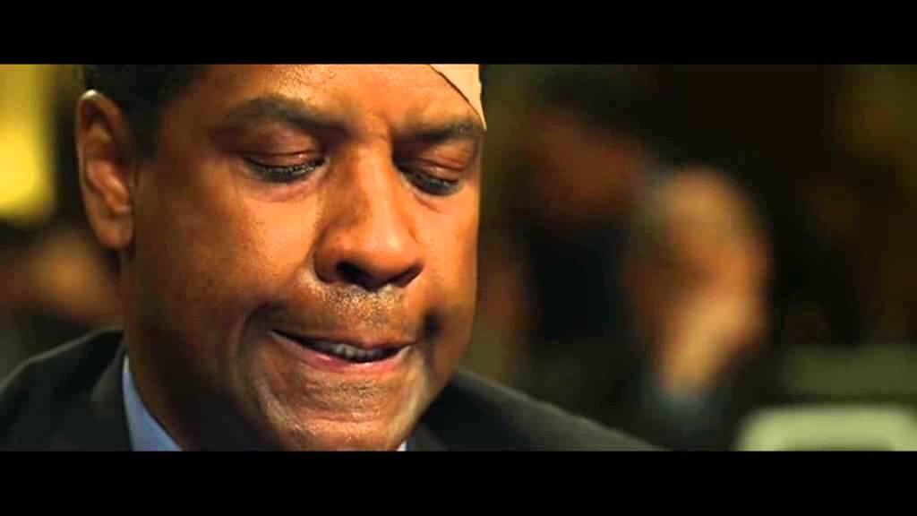 Denzel Washington Flight Gif