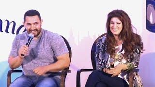 Twinkle Khanna completely OWNED Aamir Khan
