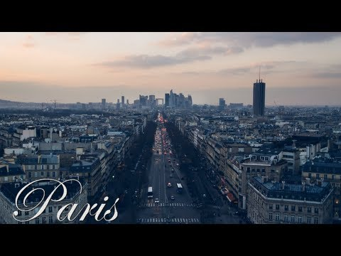 Paris City 2015 Time-Lapse