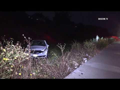 Lincoln Acres: Car Abandoned After Crash 06012019