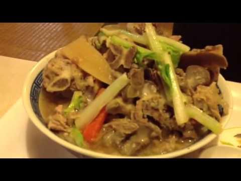 ケンミンSHOWで取り上げて欲しい沖縄料理 骨汁